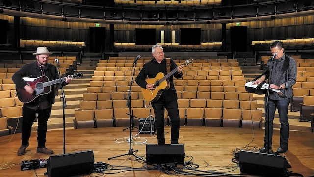 Tommy Emmanuel, Rob Ickes, and Trey Hensley • Live at the Hall, 2021