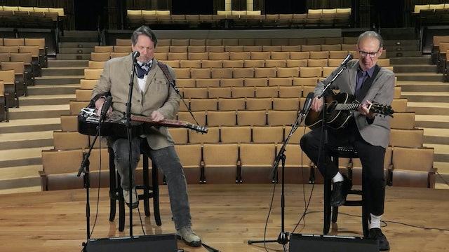 John Hiatt and Jerry Douglas Bonus Tracks • Live at the Hall, 2021