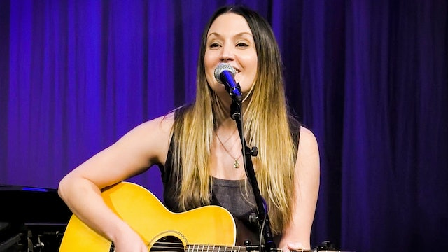 Natalie Hemby • Songwriter Session, 2017