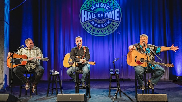Brooks & Dunn Writers In-the-Round • Bob DiPiero, Terry McBride, Craig Wiseman