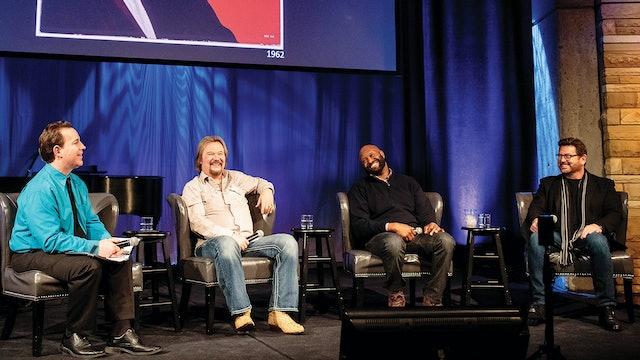 'Ray Charles: Still Modern' Panel • Travis Tritt, Shannon Sanders, John Burk