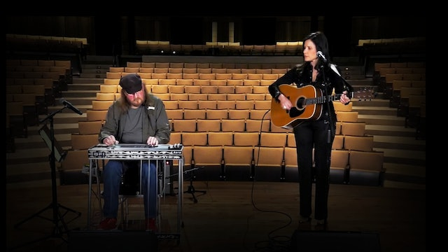 Shannon McNally and Fred Newell • Live at the Hall, 2021