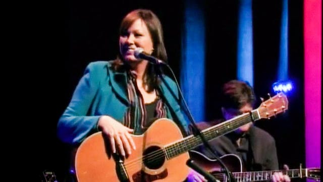 Suzy Bogguss Toasts Chet Atkins