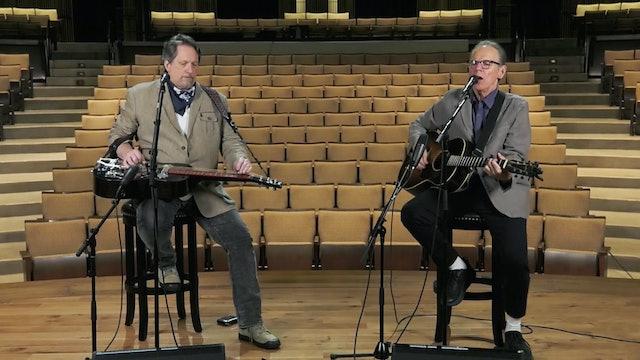 John Hiatt and Jerry Douglas • Live at the Hall, 2021