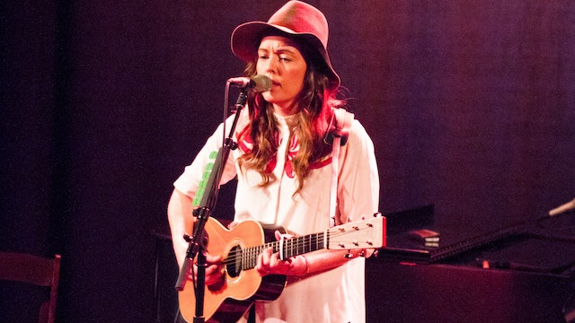 Brandi Carlile • Songs and Interview, 2015