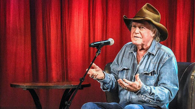 Billy Joe Shaver • Poets and Prophets...