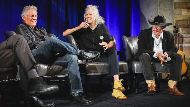 Beyond Music Row: Tompall Glaser and Hillbilly Central • Panel Discussion