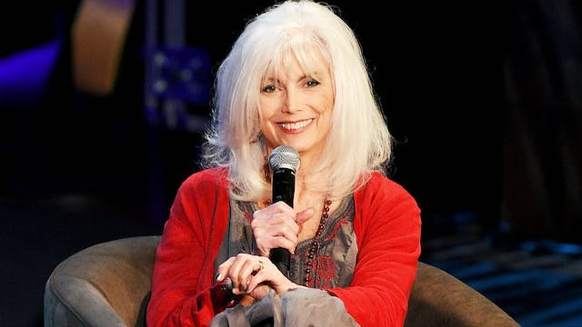 Emmylou Harris • Songs and Interview,...