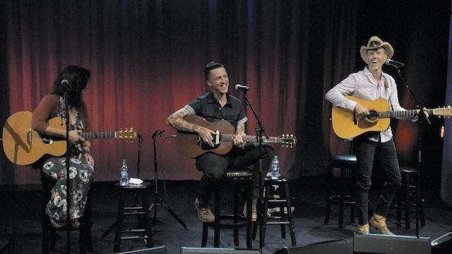 BJ Barham, Jonathan Byrd, Sarah Siskind • North Carolina Songwriters Round