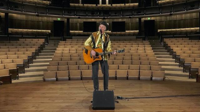 Jason Ringenberg Bonus Tracks • Live at the Hall, 2021