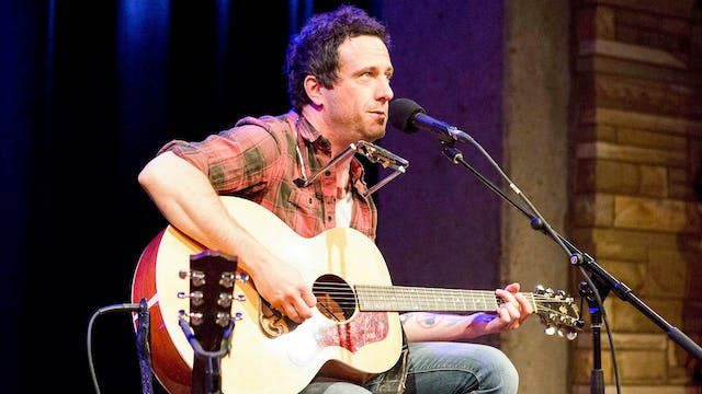 Will Hoge • Songwriter Session, 2015