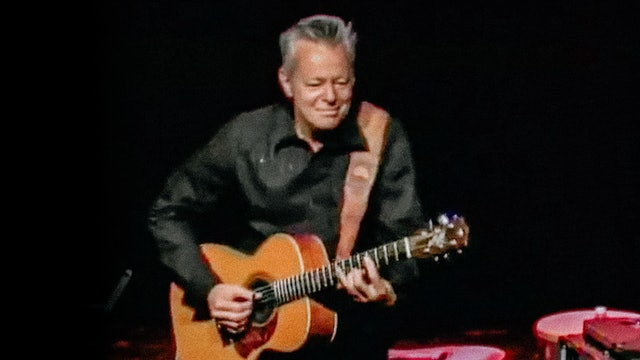 Tommy Emmanuel Honors Chet Atkins in Story and Song