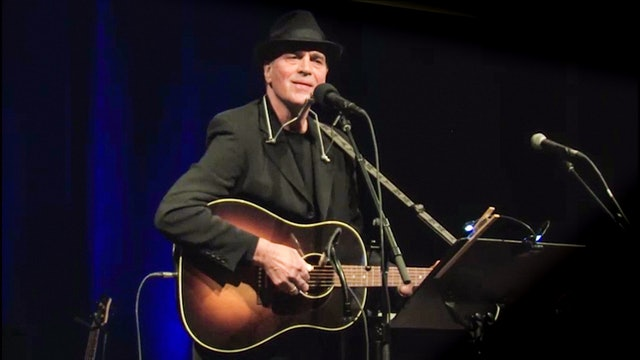 Eric Andersen • Songs and Interview, 2015