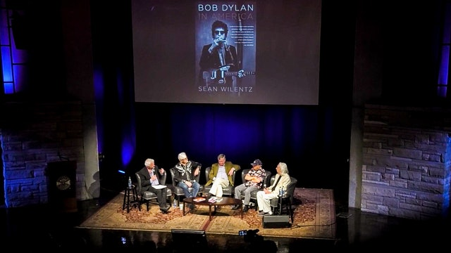 Bob Dylan's Nashville Recordings, Revisited • Panel Discussion, 2017