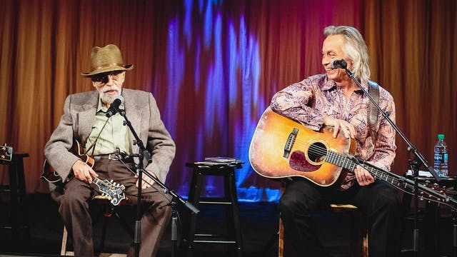 Roland White and Jim Lauderdale • Mus...