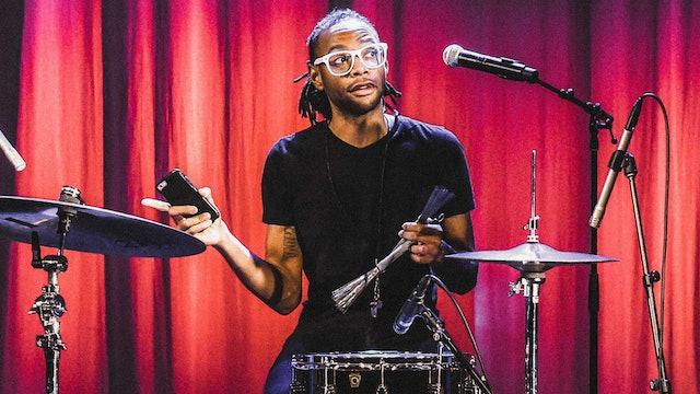Drummer Jerry Pentecost of Old Crow Medicine Show • Musician Spotlight, 2018