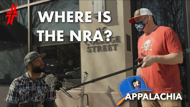 Where is the NRA?