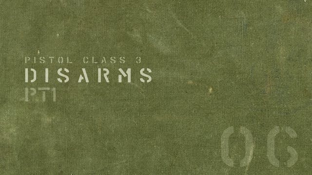 Disarms (Part 1)