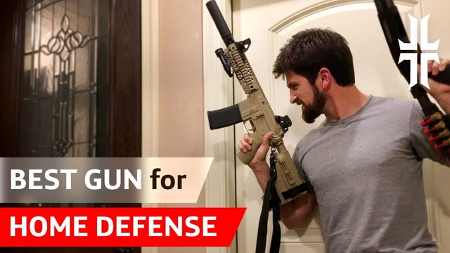 Best Gun for Home Defense | Shotgun, AR-15, or Pistol?