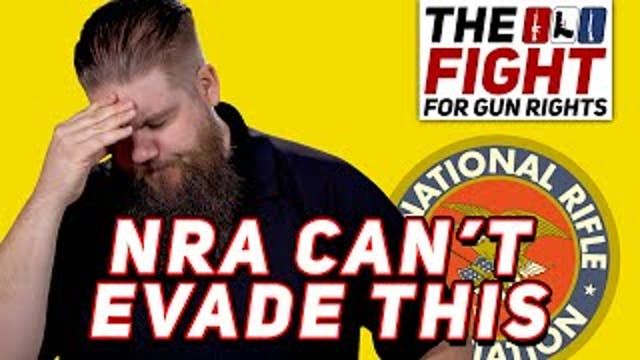 NRA Bankruptcy DISMISSED  Fight for G...