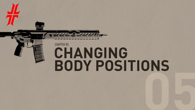 CHANGING BODY POSITIONS DRILLS | Chapter 5