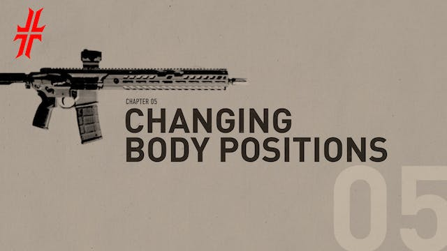 CHANGING BODY POSITIONS DRILLS | Chap...