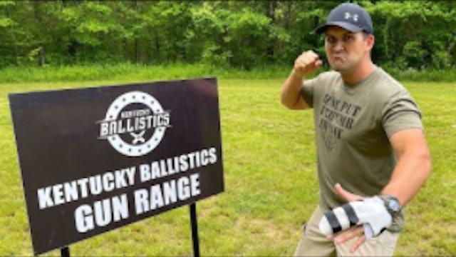 How Is Kentucky Ballistics???