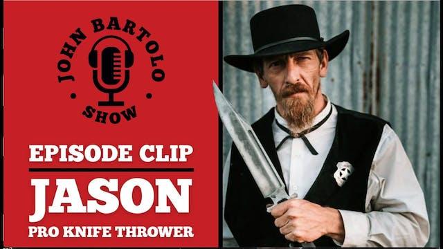 Jason Johnson - Pro Knife Thrower