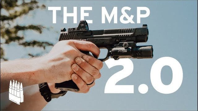 Smith and Wesson M&P 2.0 vs Glock
