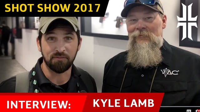 Special Ops Veteran Kyle Lamb Talks a...