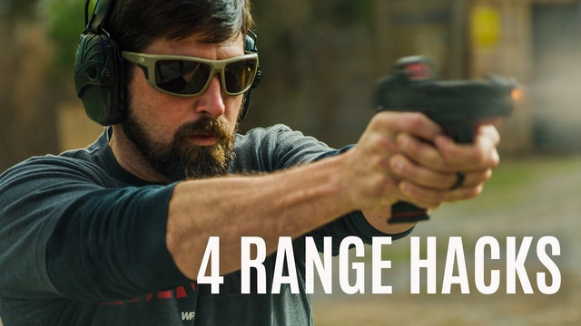 4 HACKS to Optimize Range Time.