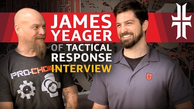 John Lovell Interviews James Yeager