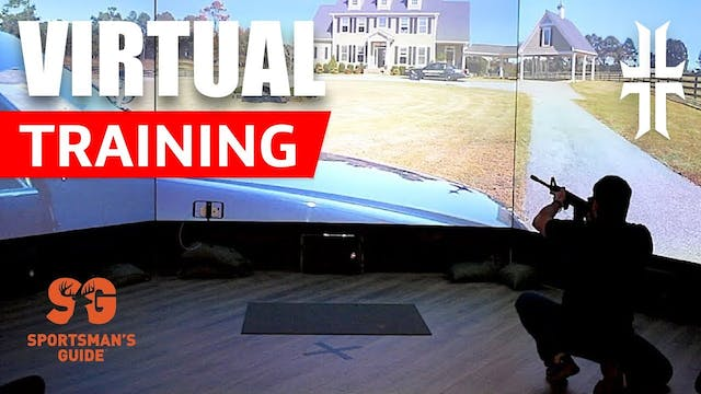 GUN FIGHTS in Virtual Training Simulator