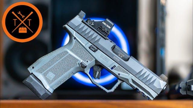 My New Handgun Broke....Twice..