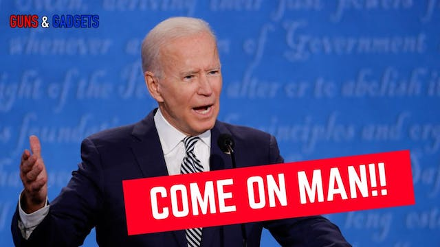 Did Biden Just Buy The Filibuster?!