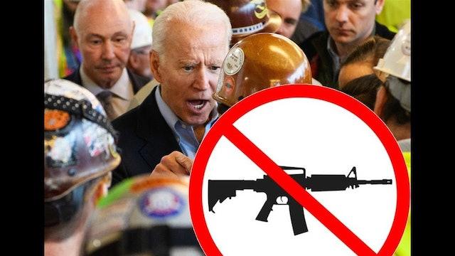 Joe Biden's Gun Control Plan