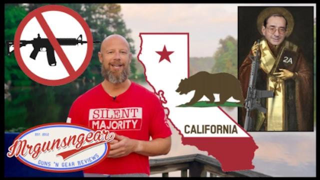 Judge Overturns California's Assault Weapon Ba