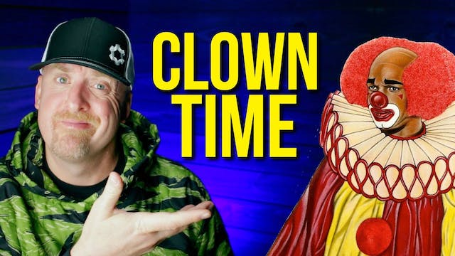 CLOWN TIME - AutoKeyCards, Solvent Tr...