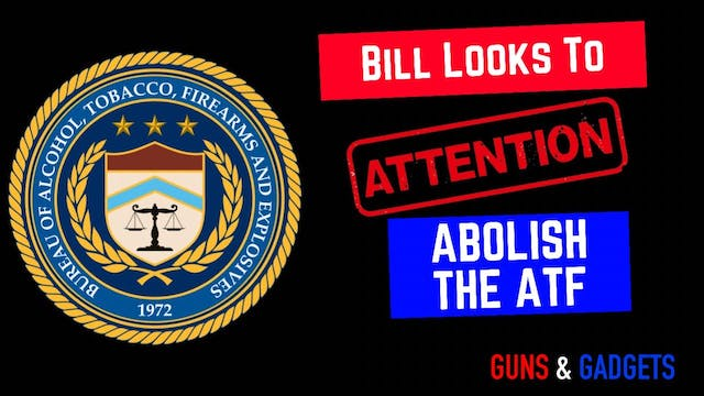 Bill Submitted To ABOLISH THE ATH