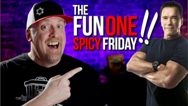 LET THE SPICE FLOW!! IT'S SPICY FRIDAY!!