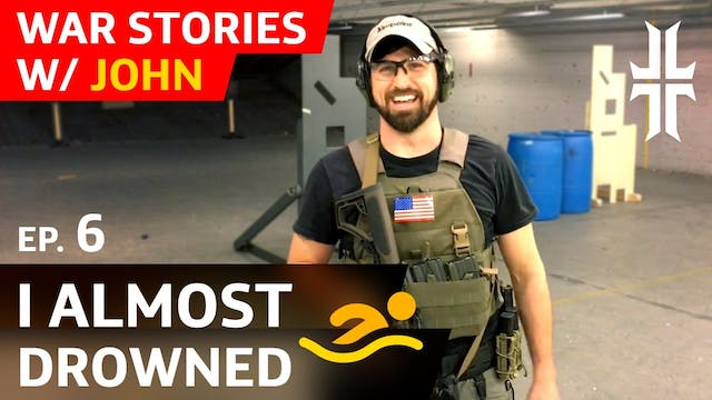 War Stories with John | Swimming in t...