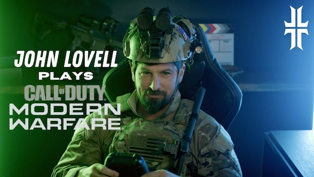 Ex-Ranger plays Call of Duty for 1st ...