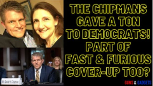 The Chipmans Gave A Ton To Democrat C...