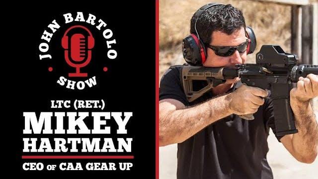 Mikey Hartman - CAA USA