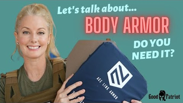 Your Guide to Buying Body Armor - plus a test & review!