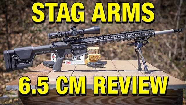 Is It Any Good Stag10 Marksman 65CM Review