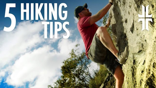 Army Ranger Gives 5 Hiking Tips YOU D...
