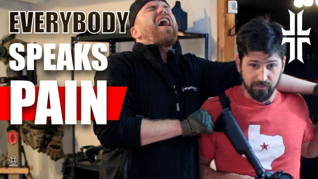 Army Ranger Teaches Nasty Joint Locks
