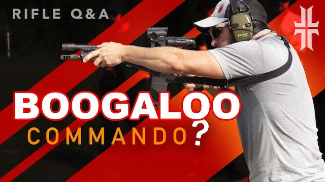 Boogaloo Commando |  War Belts, Barre...