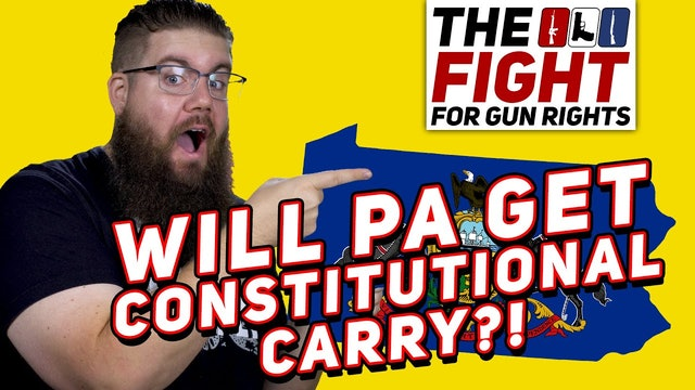 HEADS UP  PA Constitutional Carry Bill HB659  Fight For Gun Rights